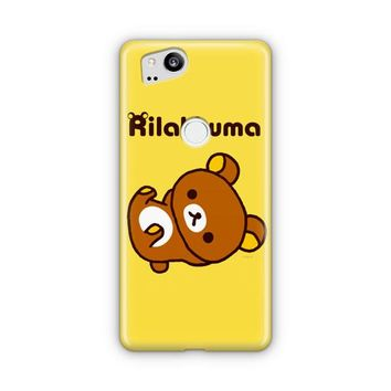 Rilakkuma Cute Google Pixel 3 XL Case | Casefantasy