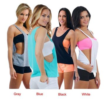 New Bows Sexy Women Strap Tank Tops Spring Summer Sleeveless Vest