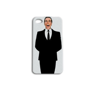 Christian Bale American Pyscho Classic Custom Case for iPhone 5/5s and iPhone 4/4s