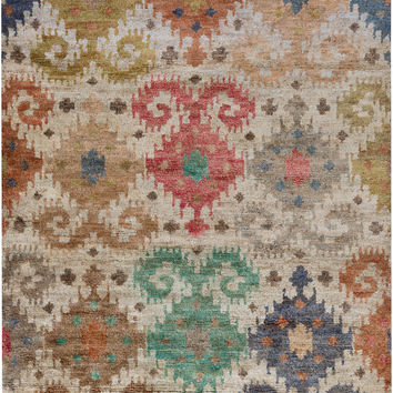 Surya Scarborough Natural Fibers Area Rug Multi-Color