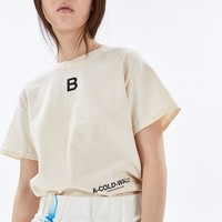 A-Cold-Wall* - A-COLD-WALL* Cotton T-shirt - T-shirts - KM20 Online Store