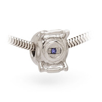 Portal 2 Wheatley Personality Core Charm Bead - Charm Bead Only
