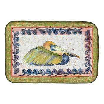 Bird - Pelican Dish Drying Mat 8053DDM