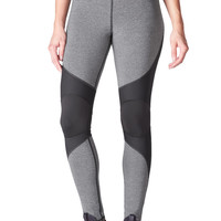 Michi Moto Zip Legging | Designer Full Length Leggings
