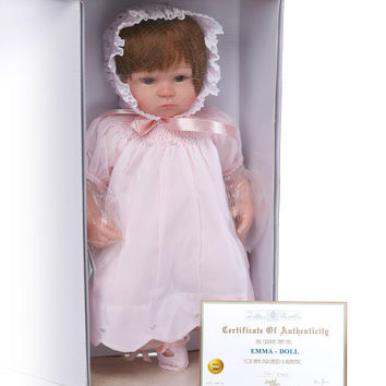 "Limited Edition Emma 16"" Doll"