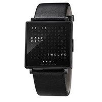 QLOCKTWO W Watch on SUITE NY