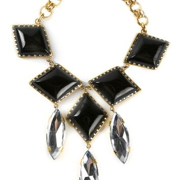 Yves Saint Laurent Vintage statement necklace
