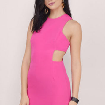Can't Keep Up with Me Bodycon Dress $42