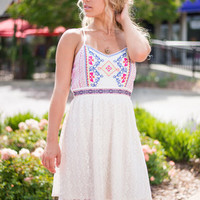 Lovely Little Thing Called Love Dress, Ivory