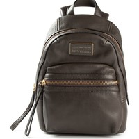 Marc By Marc Jacobs logo plaque backpack