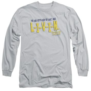 Dazed And Confused - Livin Long Sleeve Adult 18/1