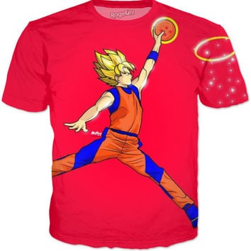 Dbz Ball Is Life Shirt