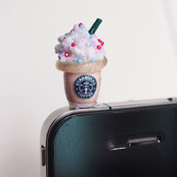 Starbucks Frappe Pluggy - SHort Cup