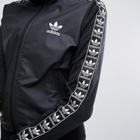adidas Originals Berlin Track Top With Taped Sides at asos.com