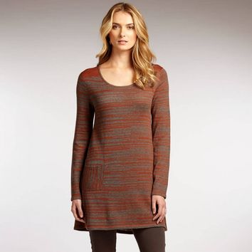 Zen Space Knit Tunic