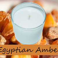 Egyptian Amber Scented Candle in Tumbler 13 oz BBW Type