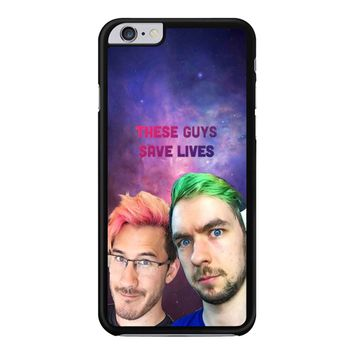Jacksepticeye And Pewdiepie Markiplier 001  iPhone 6 Plus / 6S Plus Case