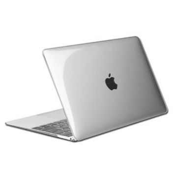 """Ultra Slim Crystal Hard Cover Shell Clear PC Case For New MacBook Retina 12"""" 13"""""""