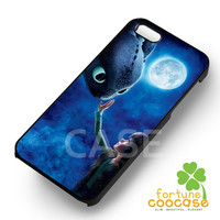 Disney How To Train Your Dragon Hiccup Meet Toothless -rdh for iPhone 6S case, iPhone 5s case, iPhone 6 case, iPhone 4S, Samsung S6 Edge