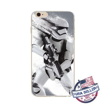 STAR WARS Storm Trooper Hard Shell phone case cover fits iPhone 6 PLUS iPhone 6