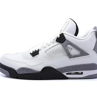 Best Deal Online Air Jordan 4 Retro 'Cement'