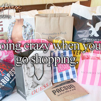 shopping bags tumblr - Google Search