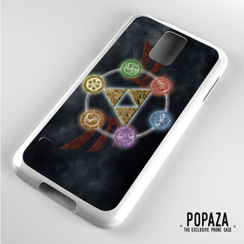 Zelda Triforce Element Samsung Galaxy S5 Case