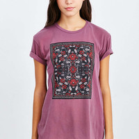 OBEY Flowers Tee - Urban Outfitters