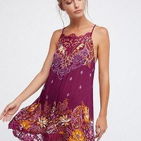 Free People Who's Sorry Now Printed Slip
