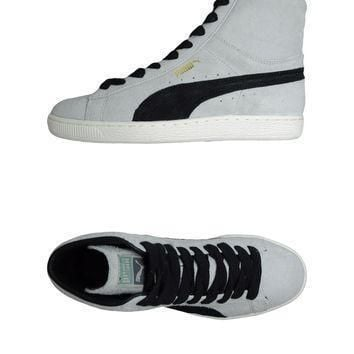 puma high top sneaker  number 4