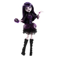 MONSTER HIGH® FRIGHTS, CAMERA, ACTION!™ HAUNTLYWOOD™ ELISSABAT™ Doll - Shop.Mattel.com
