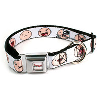 Adventure Time - Dog Collar