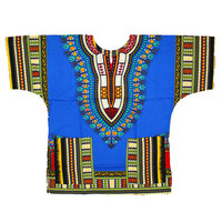 Kids Traditional Dashiki Top (Extra Large)