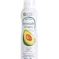 Chosen Foods Avocado Oil Spray, 4.7 Fluid Ounce