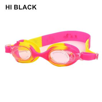 Professional Safety Anti Fog Kids Swimming Goggles Coating Swim Glasses Children Goggles sports baby Swim Eyeglasses