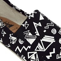 New Look 90's Print Espadrilles at asos.com