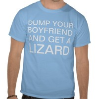 dump your boyfriend shirt