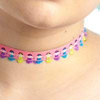 The Color of Friendship Choker