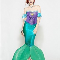 Enchanting Mermaid Womens Costume - Spencer's