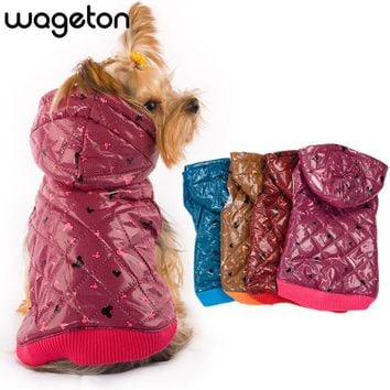 Free Shipping! WAGETON Fashion Dog Sweater Hot sale!