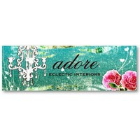 GC | Adore | Vintage Turquoise Business Card Templates from Zazzle.com