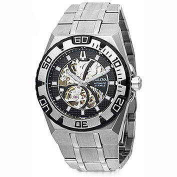 Bulova Men's Automatic BVA Series 505 Watch 98A107