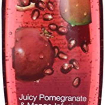 Softsoap Moisturizing Body Wash, Pomegranate and Mango Infusions 18 oz