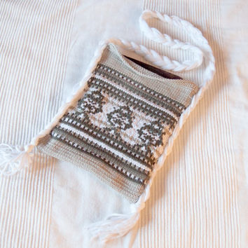 Norwegian Pouch / Bag with long strap