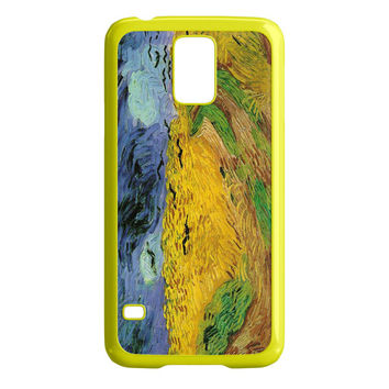 Van Gogh Wheat Fields Samsung Galaxy S5 Case