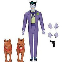 DC Collectables New Batman Adventures Animated Series The Joker Action Figure