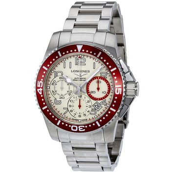 Longines HydroConquest Chronograph Automatic Mens Watch L3.696.4.19.6