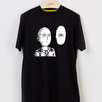 One Punch Man ok T-shirt Men, Women Youth and Toddler