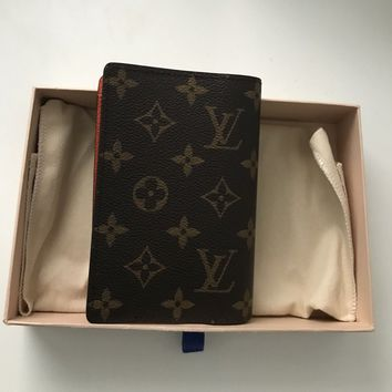 Louis Vuitton Passport Wallet