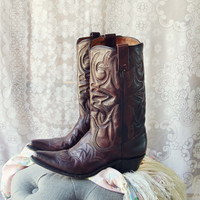 Vintage Sweetwater Cowboy Boots
